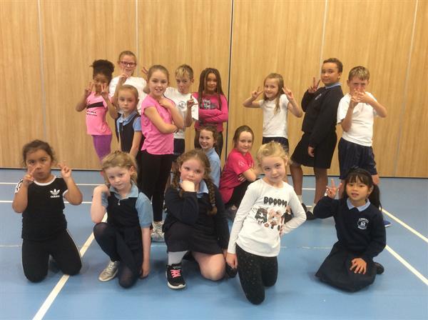 Hip Hop Class as an After school Activity