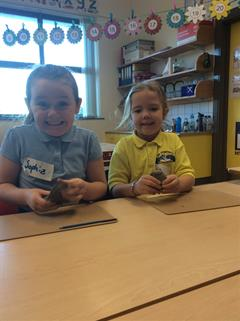 Primary 3 Shared Education Tree Art Activity Day October 2019