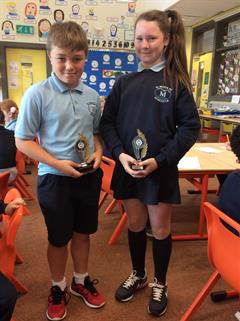 Sports Day Medallists 2019.