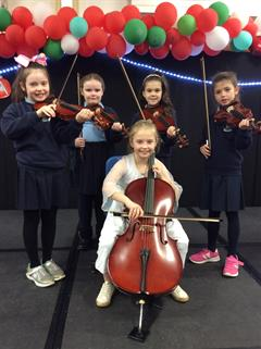 Christmas Recital by Members of the St Mary
