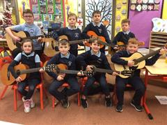 Guitar Lessons as an After School Activity
