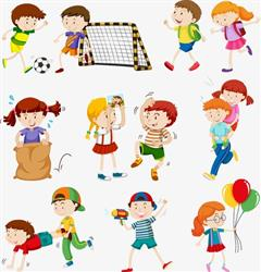 Sports Week in Primary One