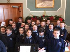 Christmas Carols with the Choir