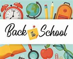 Back to school arrangements letter