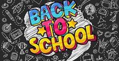 Updated Arrangements - Back to School