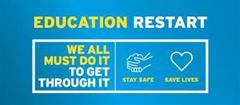 Education Restart Leaflet