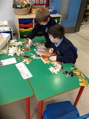 P2 learning through play