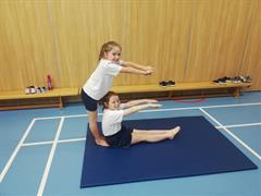 Primary 5 Gymnastics