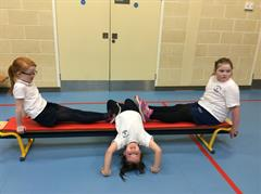 P4 Gymnastics