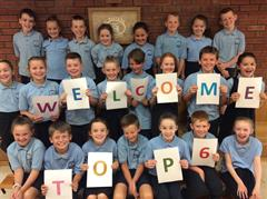 Welcome to Primary Six