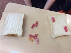 P3kp Make Jelly Baby Fossils