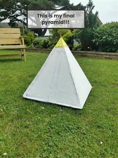 P5 (NC) Home-School Egyptian Pyramids