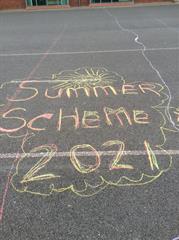 Summer Scheme Day 4