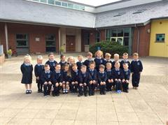 Mrs Maguire's Primary One, September 2021
