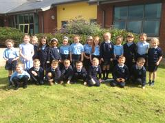 Primary 3kp First Day back to School