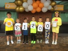 Our Yellow Day in aid of the Rory