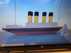Titanic Minecraft